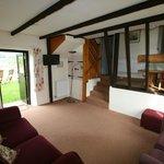Barritshayes Granary living room