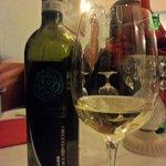 dell ottimo vino che da quanto ne so è produzione propria
