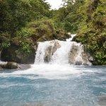 Waterfall on Palmitos Hike