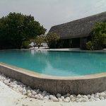 Main Pool and Bar