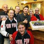 MotoFesta con Davide Giugliano al MotoRistorante Pompone