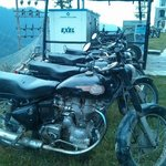 For bikers!
