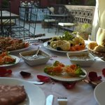 Moroccan Lunch