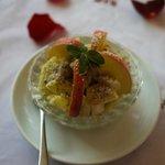 Moroccan sweet dish