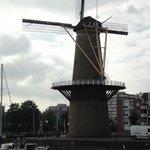 Windmuel, Delfshaven, Rotterdam