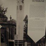 Pavillon du tourisme devant le Grand-Palais (expo 1925)