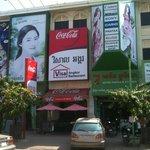 Visal Restaurant Siem Reap