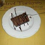 Bonèt (dolce al cioccolato e amaretti):piccolo ma sostanzioso!