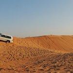 transfert dans les dunes