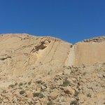 Ancora colori che cambiano nel deserto
