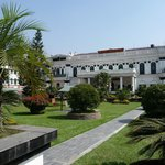 Shanker Hotel met prachtige grote tuin