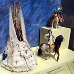 Dolls from north plains tribe (can't remember which one)