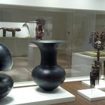 Fascinating displays of traditional African art at the Indianapolis Museum of Art.