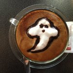 Halloween Cappuccino
