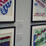 "The ""Matisse: Life in Color"" exhibition lasts through Jan. 12.  Here are some of his ""Jazz"" prin"