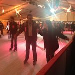 The Ice Rink at The Woodlands Town Cebter