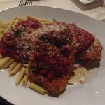 Chicken parm.
