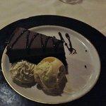 Chocolate tort!