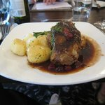 Delightful dinner fare in the restaurant, very reasonably priced