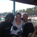 Safari Blu con Uovo Crudo