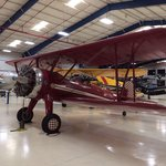 Stearman that was in the movie Secondhand Lions