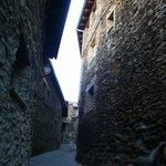 Деревня Estamariu(Lleida)