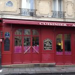 The exterior of Cafe des Musees