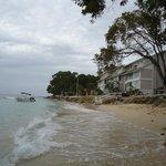Sea view rooms & beach