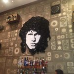 Jim Morrison is alive in Sun Bar