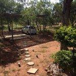 Beautiful houses in de bush; amazing experience!