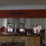 Rendevous bar in main lobby
