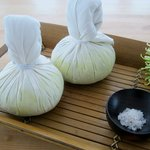 Monthly special - thai herbal ball.