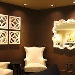 hotel lobby seatinhg
