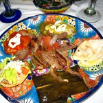 Mexican combination plate