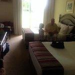 hotel room 234 - family room