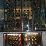 The All glass wine cellar