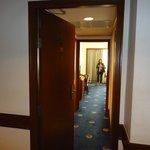 Entrance to our room at RAMADA D'MA, Bangkok