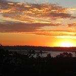 Sunset (duh!)