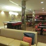 Lobby Bistro Area