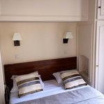 Room 25 bed