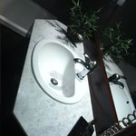 Salle de bain chambre classique