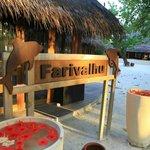 Farivalhu Restaurant Foto