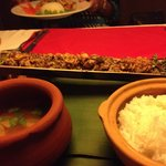 Bamboo beef