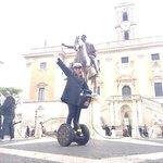 Happy in Rome