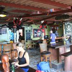 Restaurant at Captain Jakcs