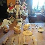 fabricando muñecas