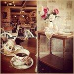 The Old Vestry Tearooms