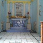 Cripta de la Iglesia de la Merced.
