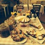 la magnifica colazione