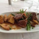 Dinner - Lamb Duo